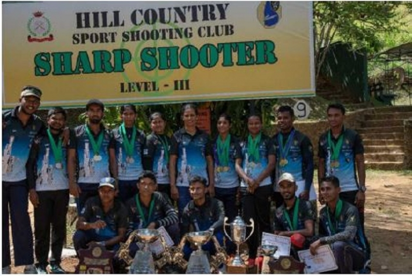 Navy wins big at 3rd stage of Sharp Shooter Championship