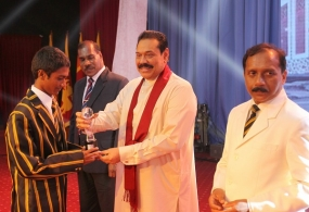 Richmond-Mahinda Friendship Get-together held at Temple Trees