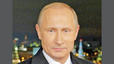 Russian President congratulates the President