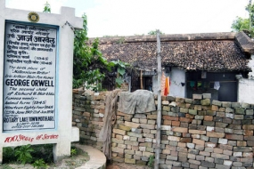 Orwell birthplace in India to become a museum