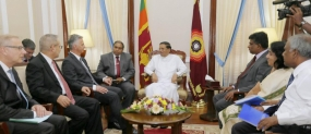 Switzerland ready to support Sri Lanka's national reconciliation