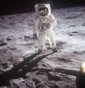 NASA celebrates 45 years since man's first steps on moon