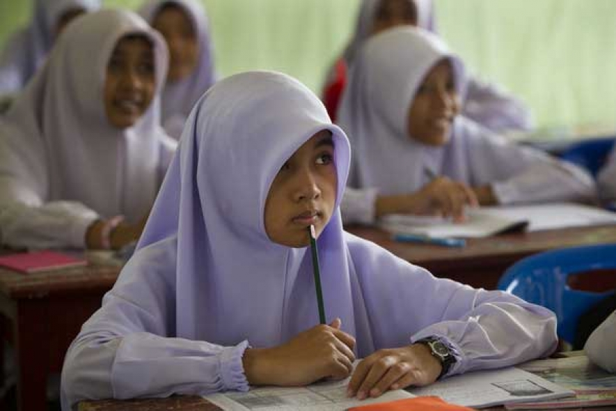 Second term of Muslim schools revised