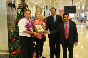 Sri Lanka Tourism achieves year 2014 arrivals target