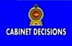 DECISIONS TAKEN BY THE CABINET OF MINISTERS AT ITS MEETING HELD ON 25-10-2016