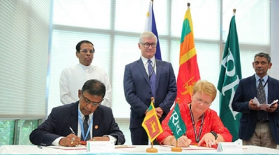 Lanka and IRRI sign framework to boost national rice sector