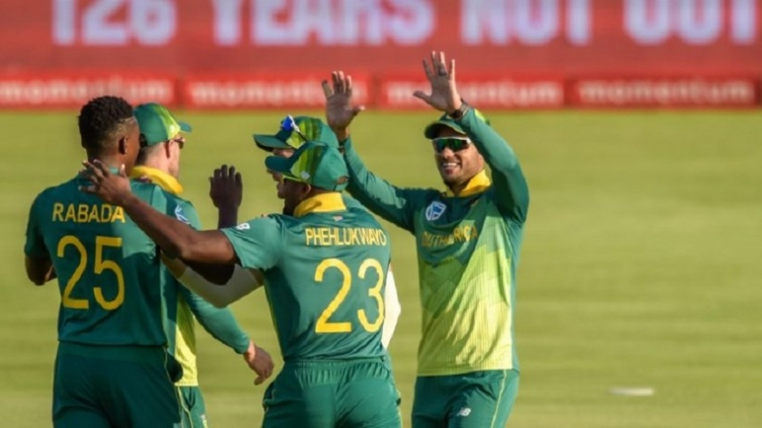 Rabada hits 150 km/h to steer South Africa to victory over Sri Lanka