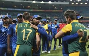Cricket World Cup: Proteas restricts Sri Lanka to 133 all out