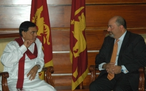 Senior US State Dept. official meets Minister of Economic Development