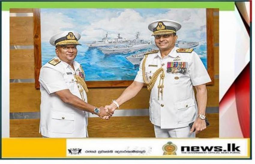 Rear Admiral Senarath Wijesooriya honoured in send-off salute