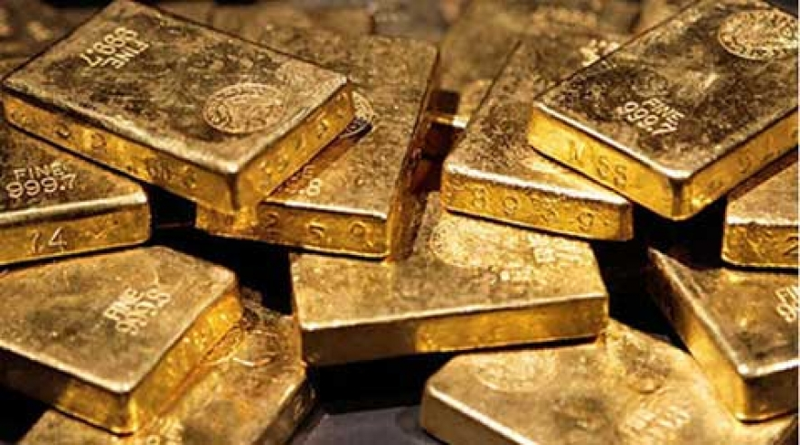 Gold Bars smuggled from Sri Lanka seized