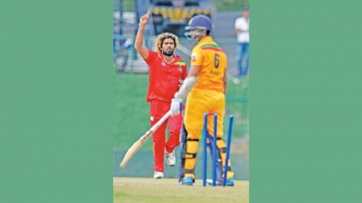 Malinga roars back into form with seven-wicket haul