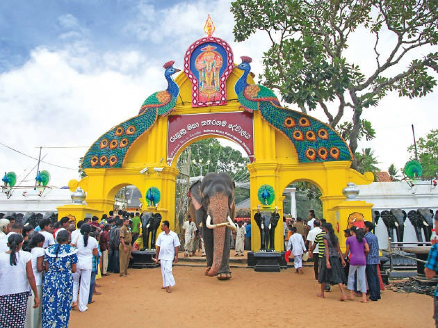 CEA in Rs. 35 mn waste disposal drive for Kataragama season