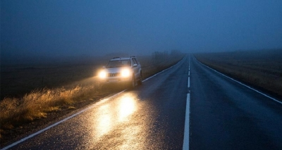 Use headlights on highways