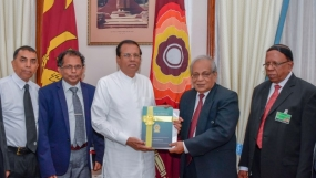 Annual Report of Finance Commission handed over to President