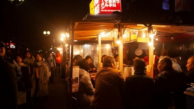 Why street food is making a comeback in Japan