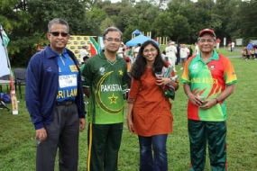 Ambassadors' Cricket Cup Tournament held in Washington, DC