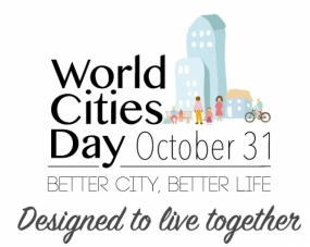 Today is World Cities Day