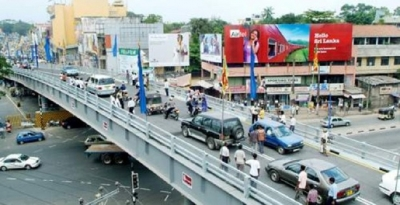 Motorcycles banned on Dehiwala flyover