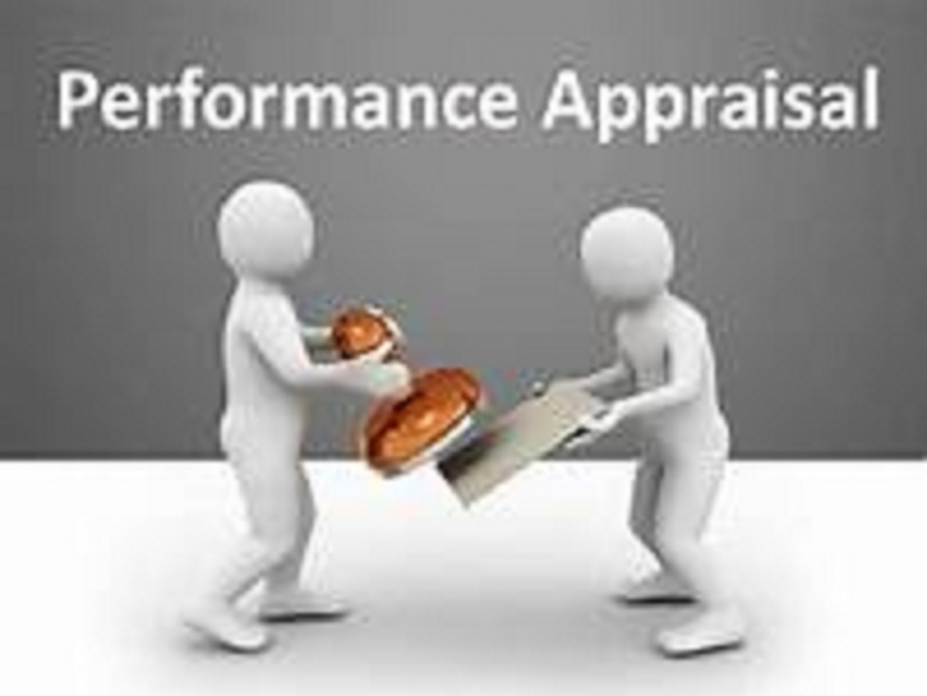 Performance appraisal not a big deal to worry