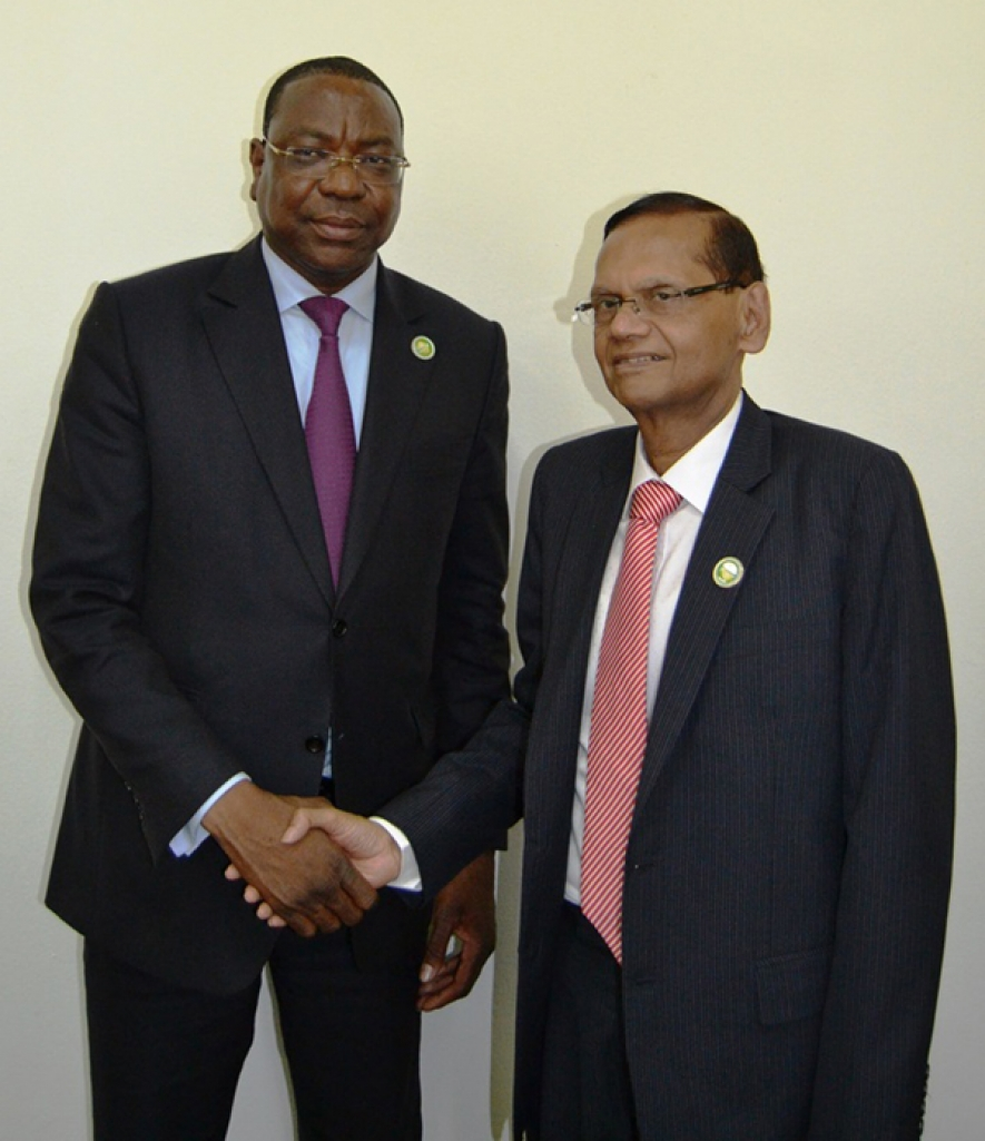 SENEGAL WILL SUPPORT SRI LANKA's EFFORTS TO ENGAGE WITH AFRICAN UNION