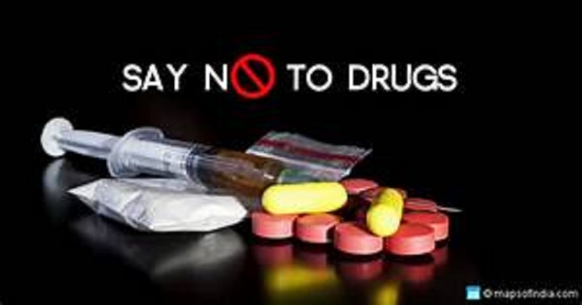 Army Supports Awareness Project on Dangerous Drugs