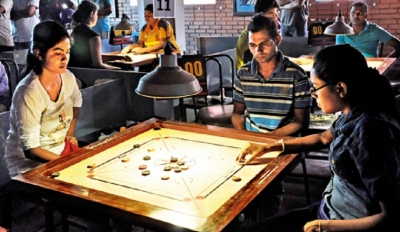 Call on for 51st National Carrom Open