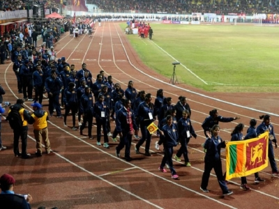 Sri Lanka close out SAG with 40 gold medals