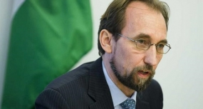 Jordan's Prince Zeid confirmed as new Human Rights Chief