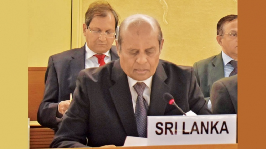 Lanka remains committed to achieving reconciliation - Foreign Minister