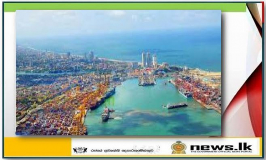 Committee to look into concerns connected with development of JCT & ECT Terminals of Colombo Port