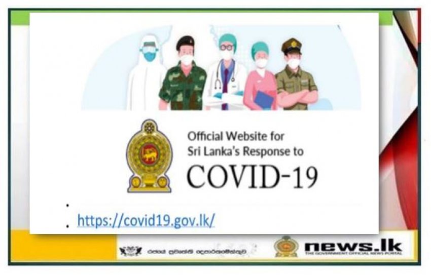 National Website For Covid 19 Response