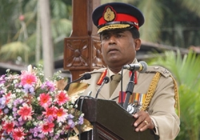 Maj.Gen.Prasad Samarasinghe appointed as Army Chief of Staff