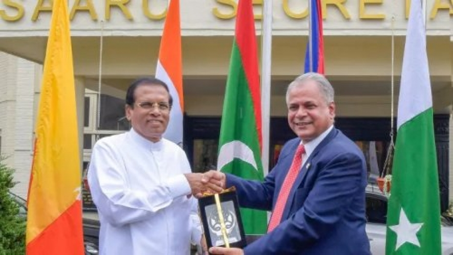 President emphasizes cooperation between SAARC countries