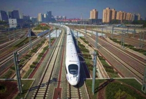 High-speed train success fires China's nuclear export drive