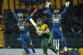 1st Test at Galle:  South Africa vs. Sri Lanka