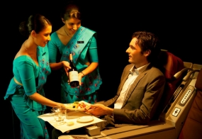 Enjoy an amazing 50% off on the second business class ticket with SriLankan