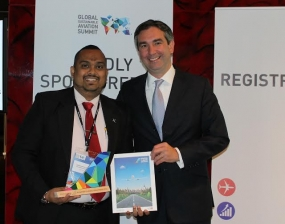 SriLankan Airlines' flygreen programme cited as an aviation climate solution