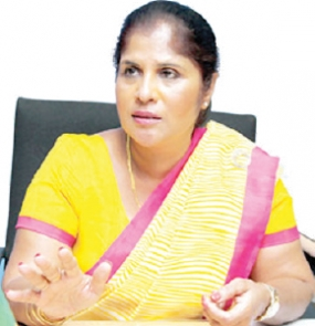 Join us  in our efforts to help children to become productive citizens - Minister Chandrani Bandara