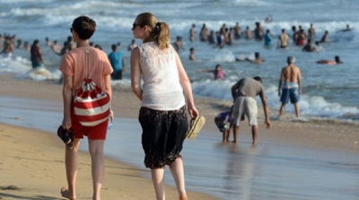 Sri Lanka's tourist arrival grows 2.2 percent in January