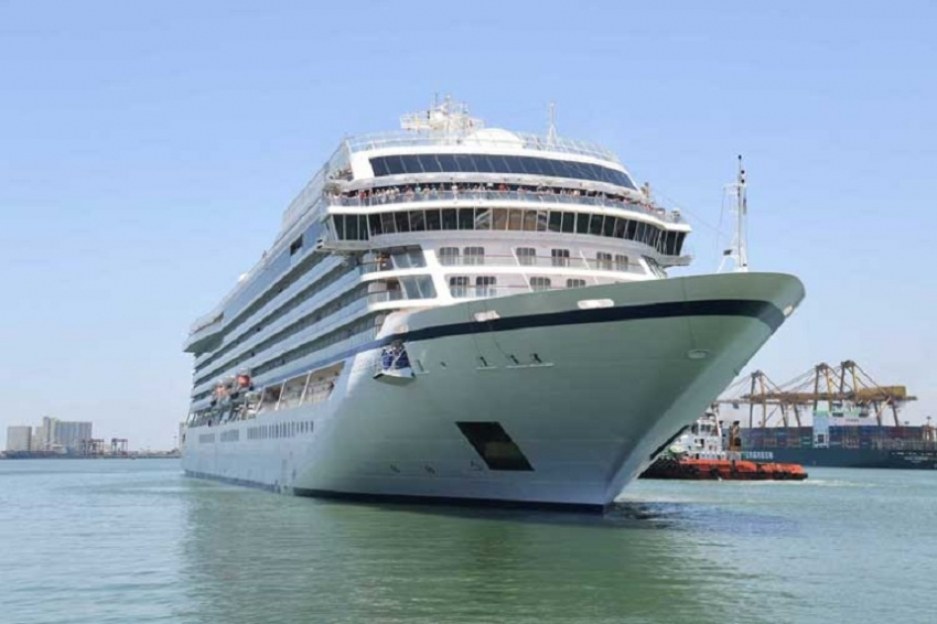 Remarkable Growth of Cruise Ships at Port of Colombo