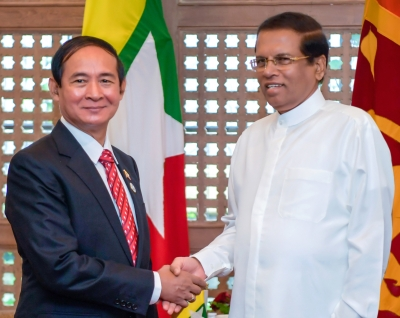 SL and Myanmar to strengthen economic and trade relations through Joint Trade Agreement
