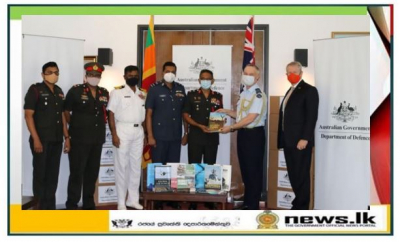 Australian support to the establishment of Sri Lanka's National Defence College