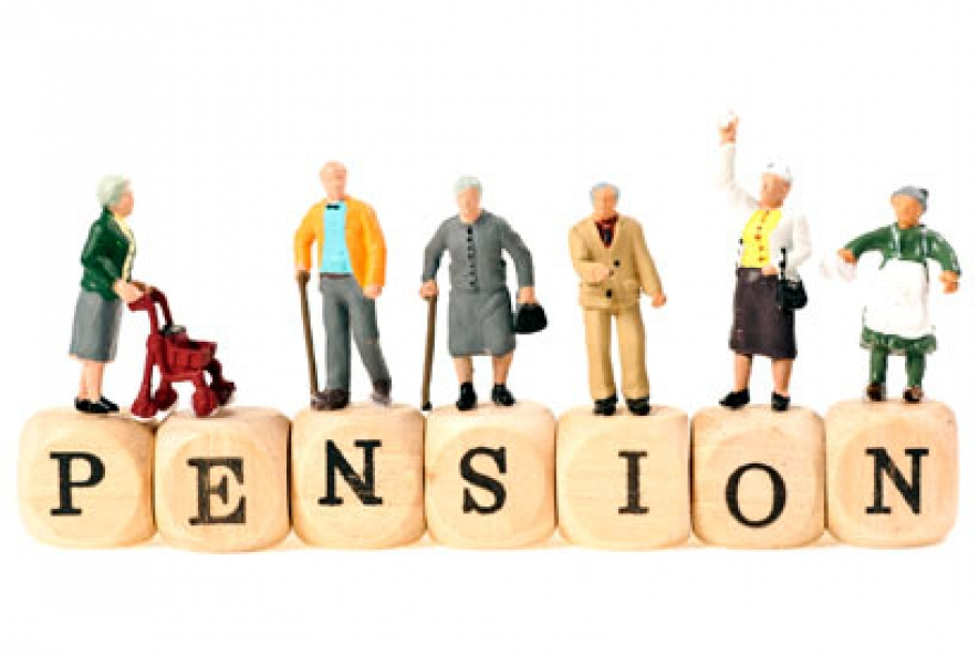 Pensioners get Rs.2,500  more today with November Pension