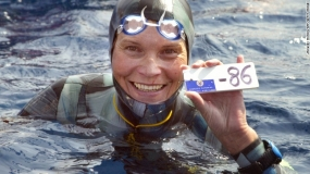 World's greatest free-diver Natalia Molchanova feared dead