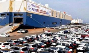 Vehicles not meeting standards to be re-exported at importers' cost
