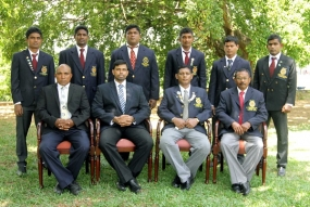 Sri Lanka Wrestling Team departs for Glasgow