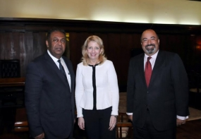 Visit by U.S Ambassador-at-Large for Global Women's Issues Catherine Russell