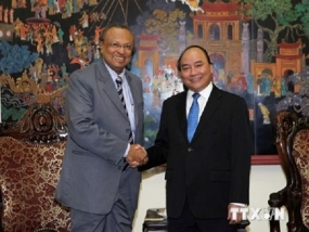 Vietnam Seeks Counter-terrorism, Transnational Crime Cooperation With Sri Lanka