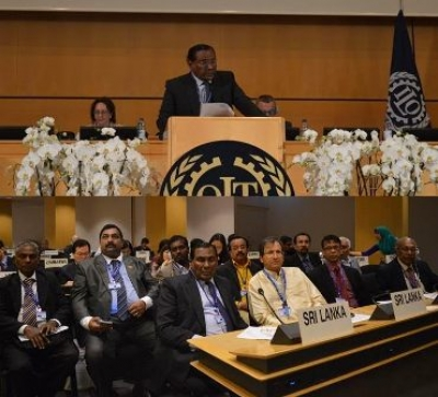 Sri Lanka to work towards the green initiatives of ILO